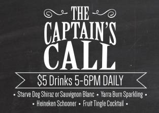 The Captains Call1